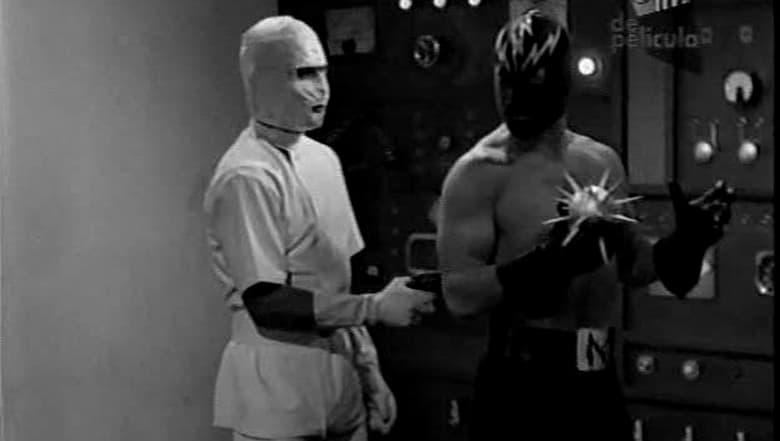 Se Neutron the Atomic Superman vs. the Death Robots swefilmer online gratis
