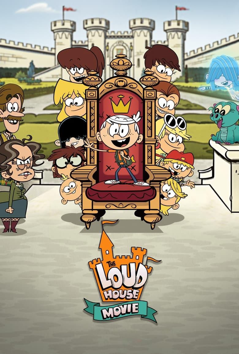 Willkommen bei den Louds - Der Film - Animation / 2021 / ab 6 Jahre