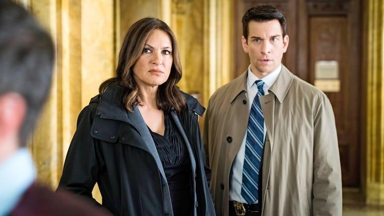 Law & Order: Special Victims Unit Season 17 Episode 22
