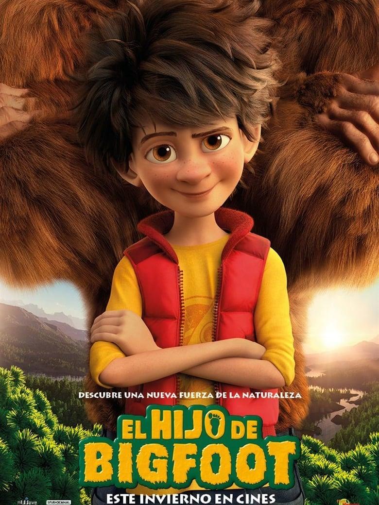 El hijo de Bigfoot (2017) D.D.
