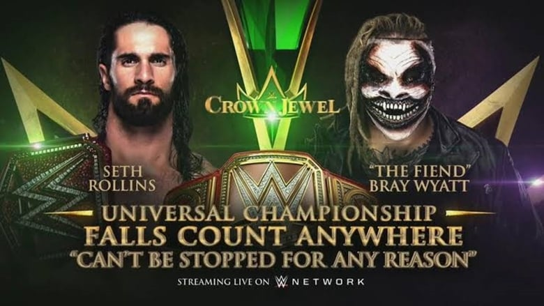 Watch WWE Crown Jewel 2019 Putlocker Movies
