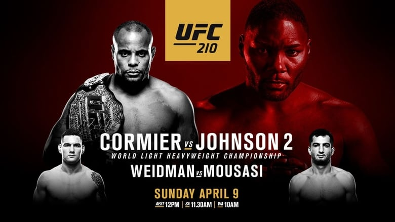 Watch UFC 210: Cormier vs. Johnson 2 free