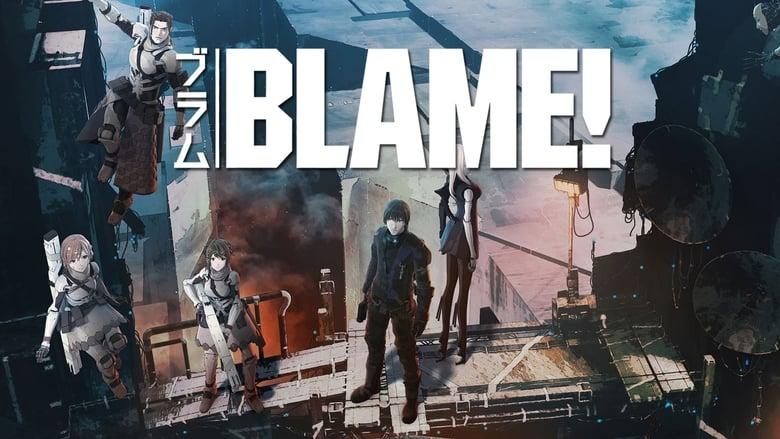 Ver cartel pelicula Blame! online