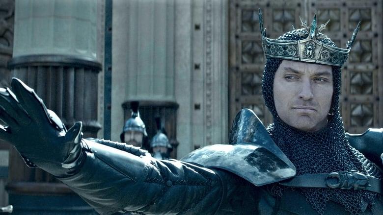 Trailer de la Pelicula Rey Arturo: La leyenda de Excalibur online español