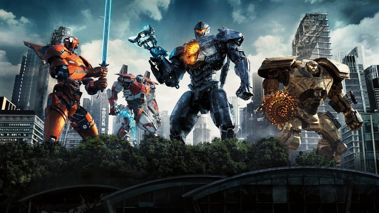 Pacific Rim : Uprising 2018 - HD