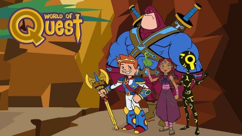 مشاهدة مسلسل World of Quest مترجم أون لاين بجودة عالية