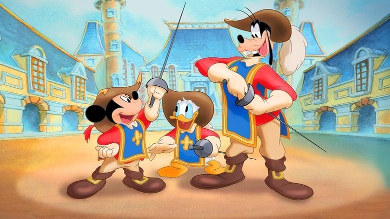 مشاهدة فيلم Mickey, Donald, Goofy: The Three Musketeers 2004 مترجم أون لاين بجودة عالية