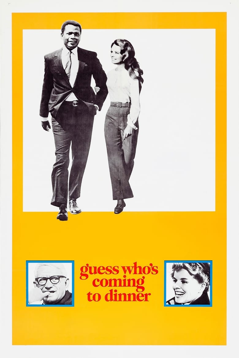 guess whos coming to dinner Classic groundbreaking 1967 movie about an interracial couple and the white parents' reaction upon meeting the black boyfriend for the first time the movie.