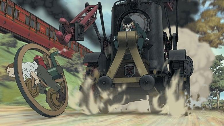 Garo vaikis / Steamboy (2004)