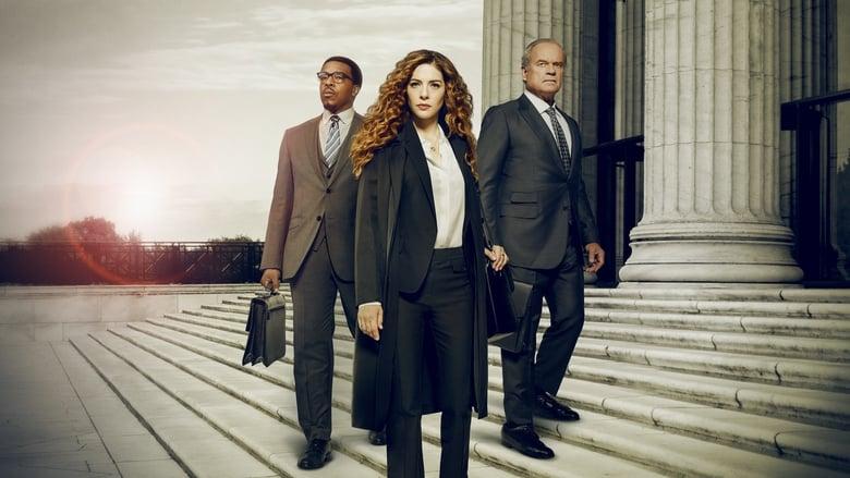 Proven Innocent Season 1 Episode 5