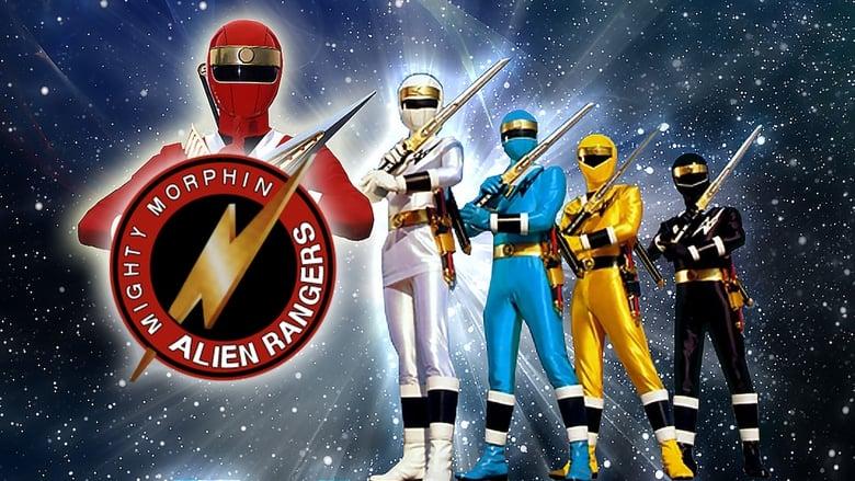 Mighty Morphin Alien Rangers
