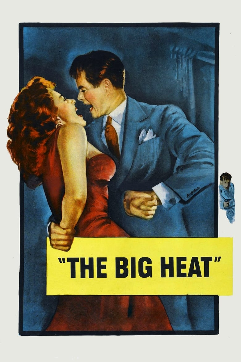 The Big Heat - poster