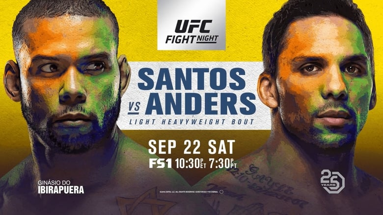 UFC+Fight+Night+137%3A+Santos+vs.+Anders