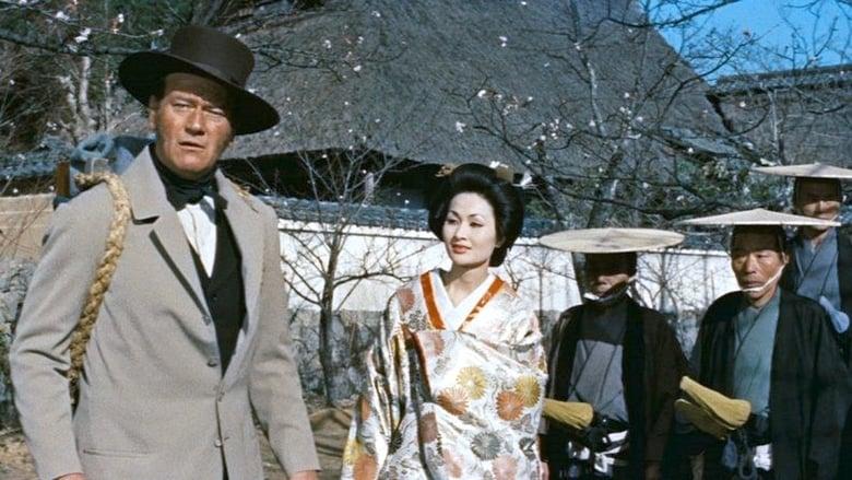 Le Barbare et la geisha mystream