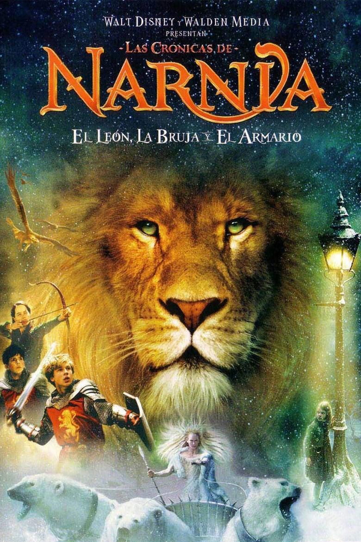 Las Crónicas de Narnia: El León La Bruja y el Armario Película Completa HD 1080p [MEGA] [LATINO]