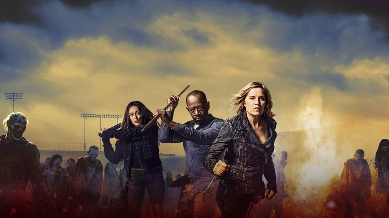 Fear the Walking Dead - Season 5 Episode 8 : Is Anybody Out There?