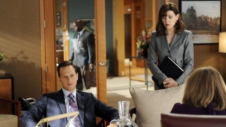 Geroji žmona / The Good Wife (2011) 3 Sezonas