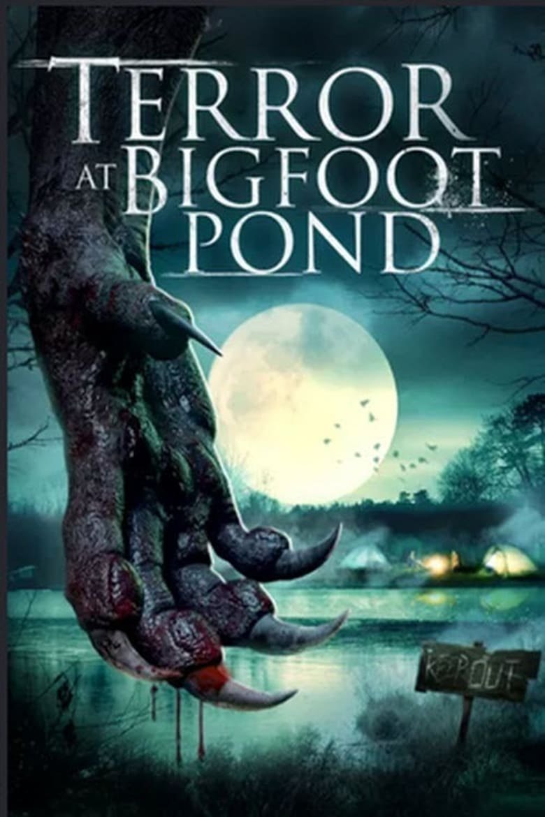 فيلم Terror at Bigfoot Pond 2020 مترجم