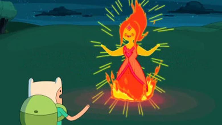 Nuotykių metas / Adventure Time with Jake and Finn (2012) 4 Sezonas