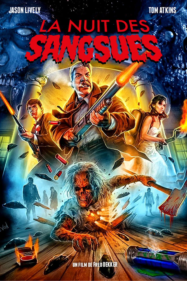 Film Extra Sangsues Streaming Hd Vf 1986 Fr Francais Gratuit Complet Night Of The Creeps