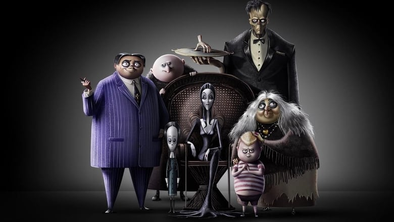 Watch The Addams Family 2019  movies