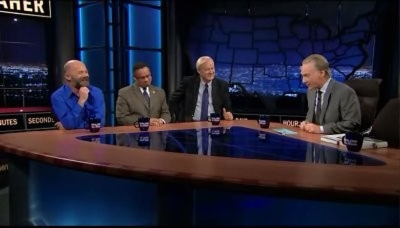 Real Time with Bill Maher Season 9 Episode 35