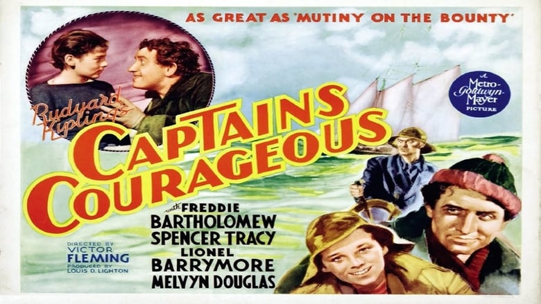 Download Captains Courageous in HD Quality