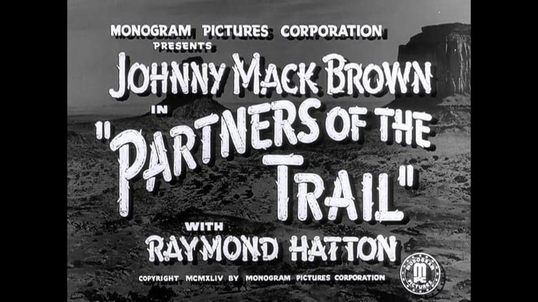 Se Partners of the Trail swefilmer online gratis
