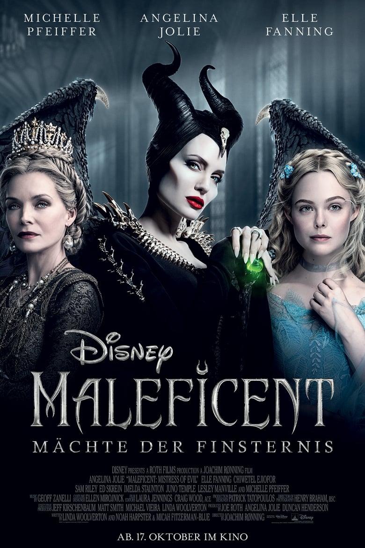 Maleficent 2 - Mächte der Finsternis - Familie / 2019 / ab 12 Jahre