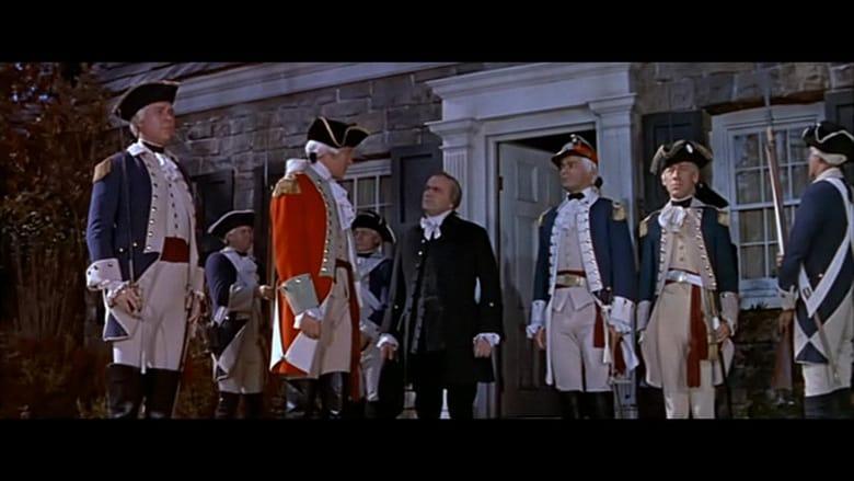 Película The Scarlet Coat En Buena Calidad Hd