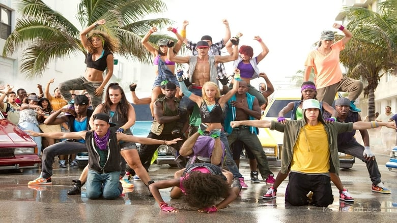 Šokis hip-hopo ritmu. Revoliucija / Step Up Revolution (2012)
