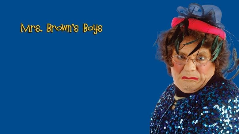 Mrs. Brown's Boys - The Original Series banner backdrop