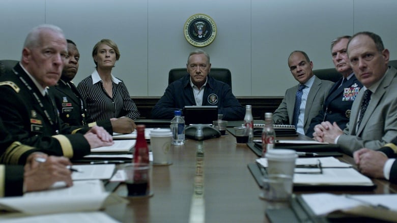 Kortų namelis / House of Cards (2017) 5 Sezonas
