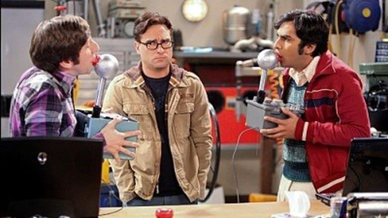 Didžiojo sprogimo teorija / The Big Bang Theory (2011) 5 Sezonas