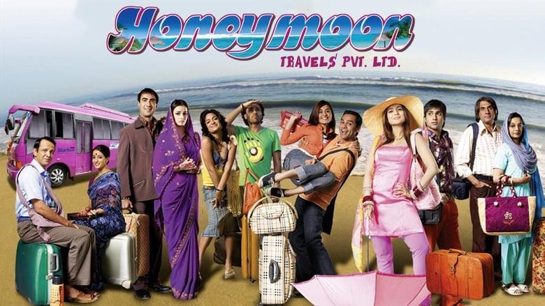 Película Honeymoon Travels Pvt. Ltd. Gratis En Línea