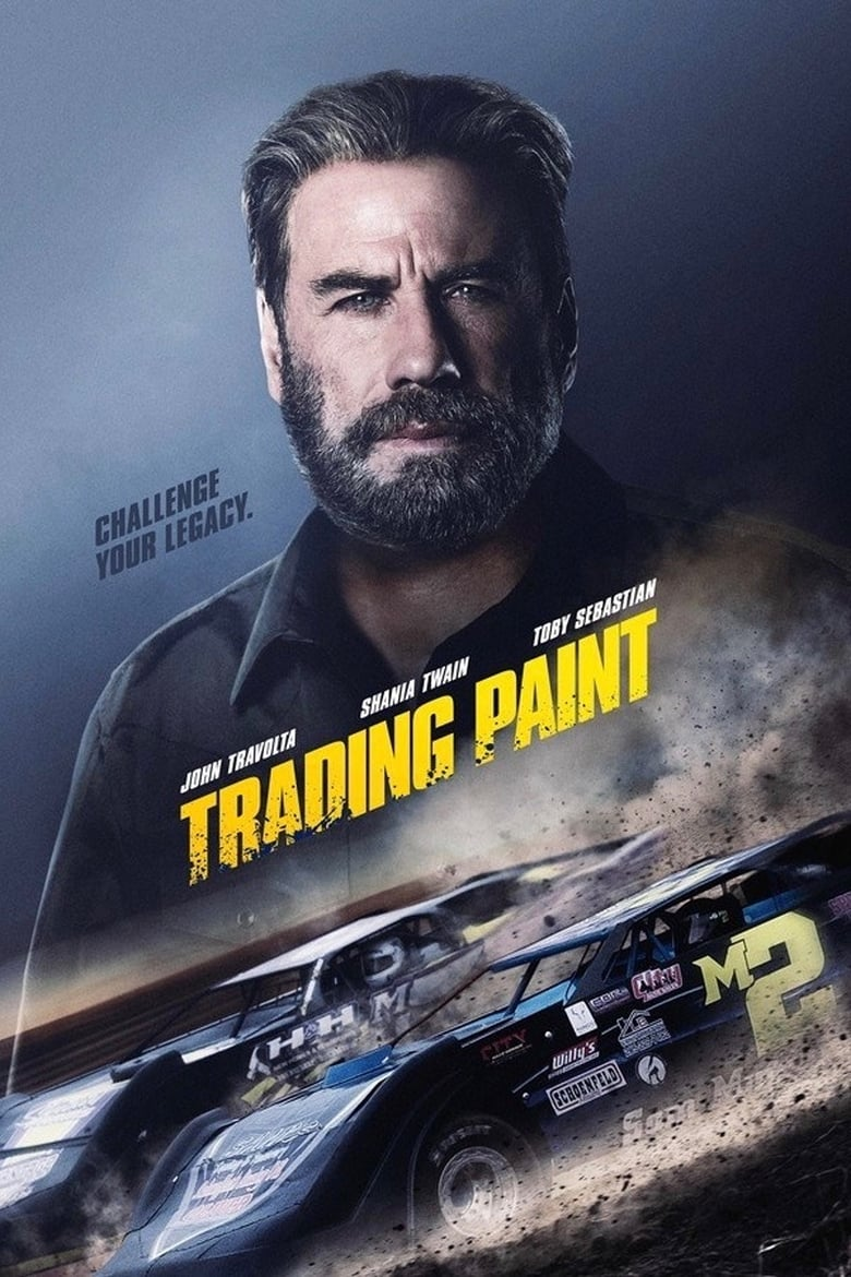 Trading Paint - poster