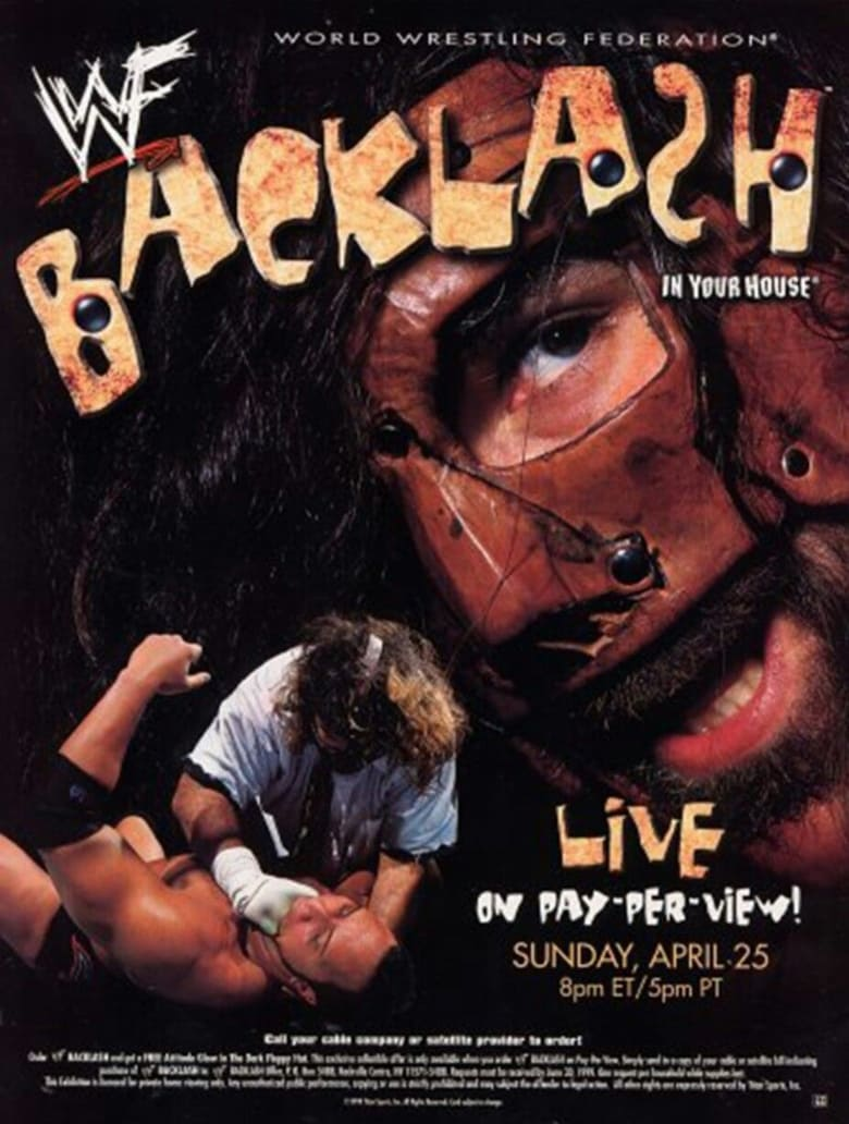 WWE Backlash: In Your House (1999)