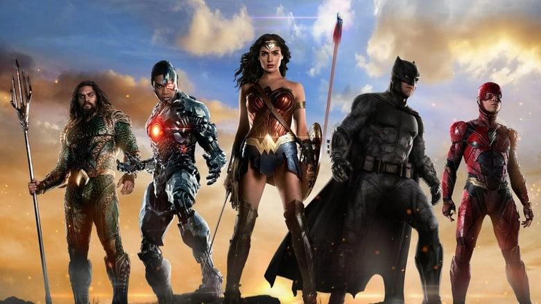 Watch Justice League free
