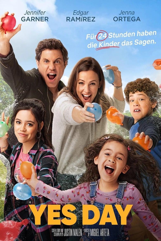 Yes Day - Komödie / 2021 / ab 0 Jahre