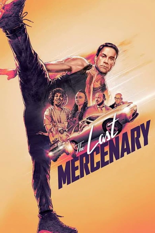 The Last Mercenary (2021) Hindi ORG Dual Audio 550MB NF HDRip 720p HEVC x265 Download