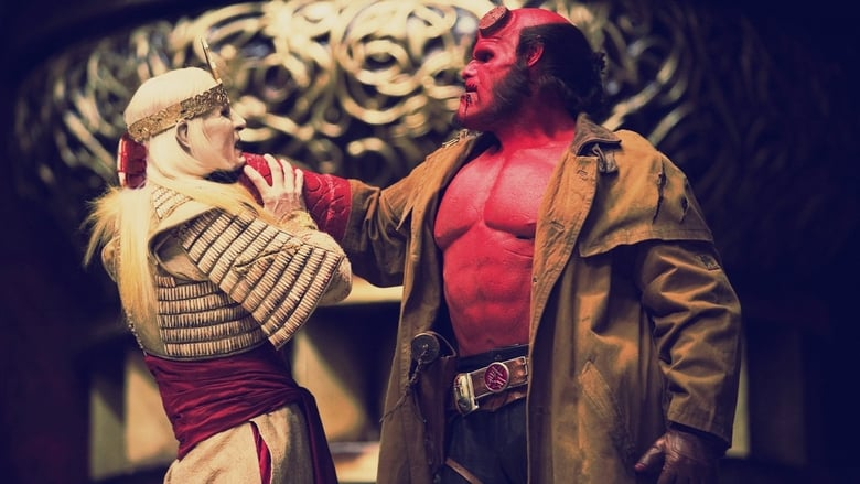 кадр из фильма Хеллбой II: Золотая армия