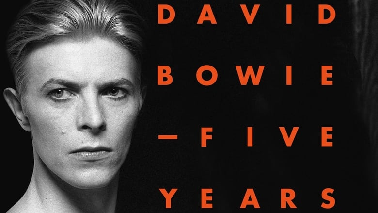 فيلم David Bowie: Five Years 2013 مترجم اونلاين