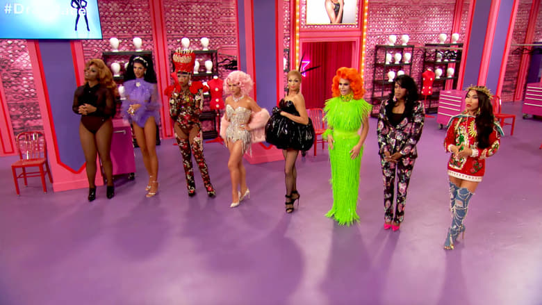 RuPaul's Drag Race All Stars: 4×1