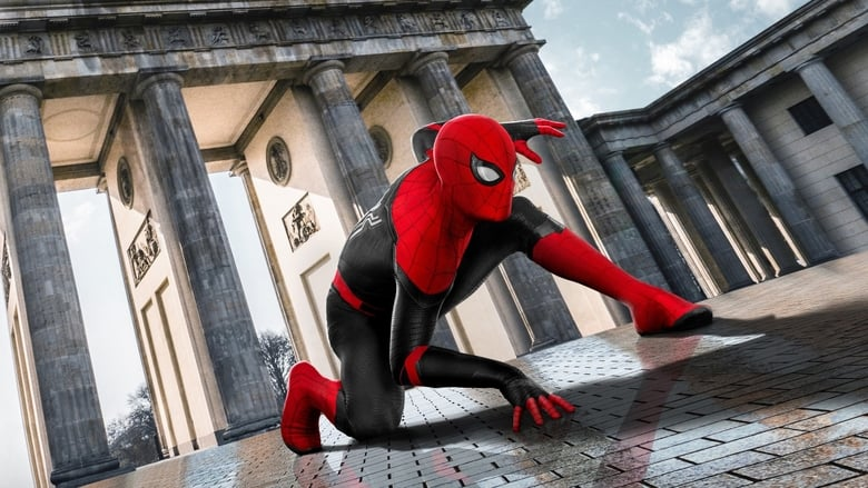 Spider-man Far From Home About
