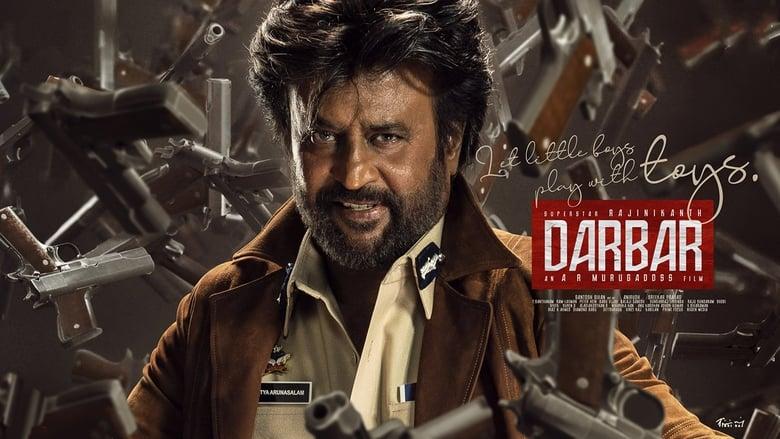 Darbar (2020) 720p HD Hindi Movie Watch Online