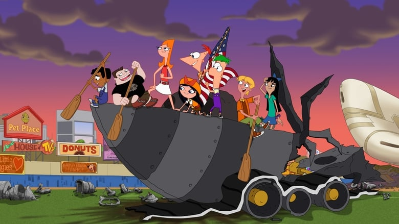 Phineas and Ferb The Movie: Candace Against the Universe