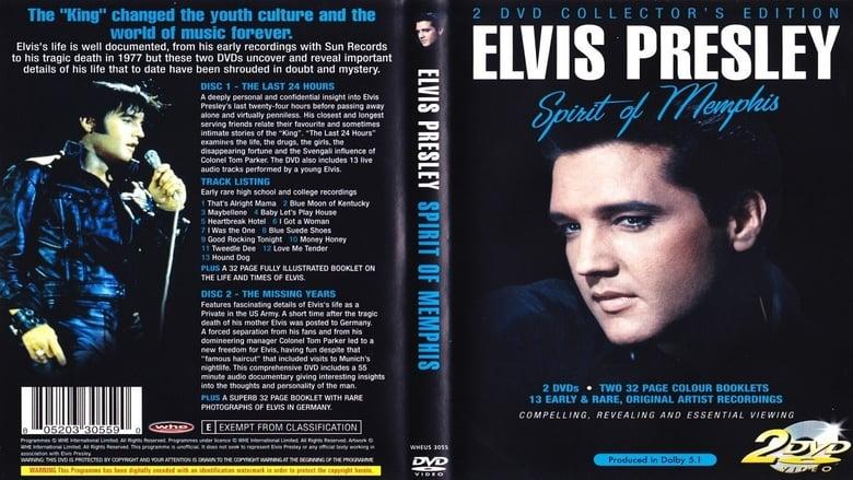 Elvis Presley: Spirit Of Memphis Vol. I & II