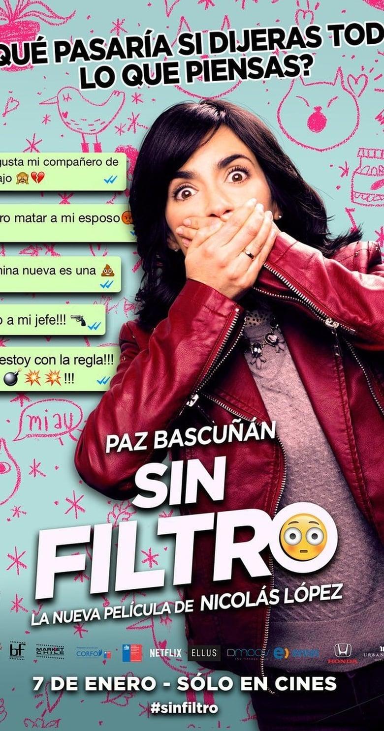 Pelicula Sin Filtro (2016) Online imagen