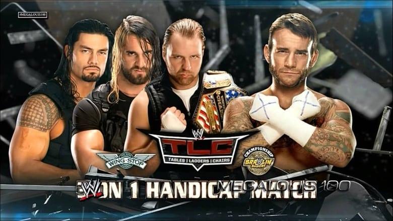 Watch WWE TLC Tables Ladders & Chairs 2013 Putlocker Movies