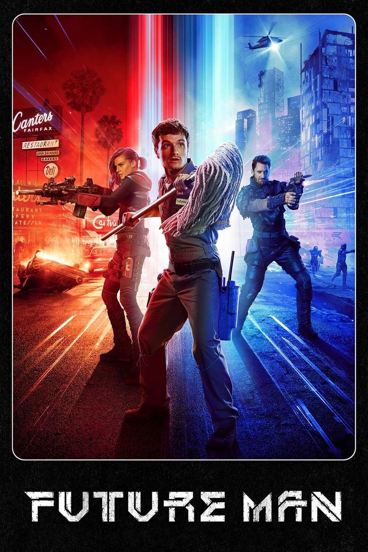 Future Man (Temporada 1) Completa torrent eMule